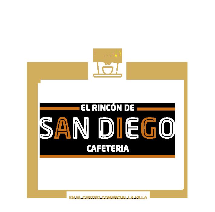 Cafetería Rincón de San Diego